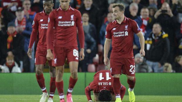 Klopp Tak Pernah Ragu pada Mohamed Salah