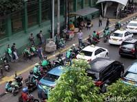 Tolak Nadiem Jadi Menteri, Driver Ojol Mau Demo Besar-besaran