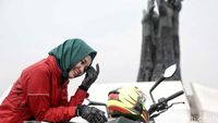 Intip Rahasia Lady Bikers Kuat Riding Jauh