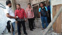 Rumah Bapak-Anak yang Tak Layak Huni di Situbondo akan Dibangun