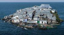Kisah Pulau Nelayan Terpadat di Afrika