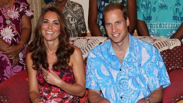 Pangeran William dan Kate Middleton/ Foto: Getty Images