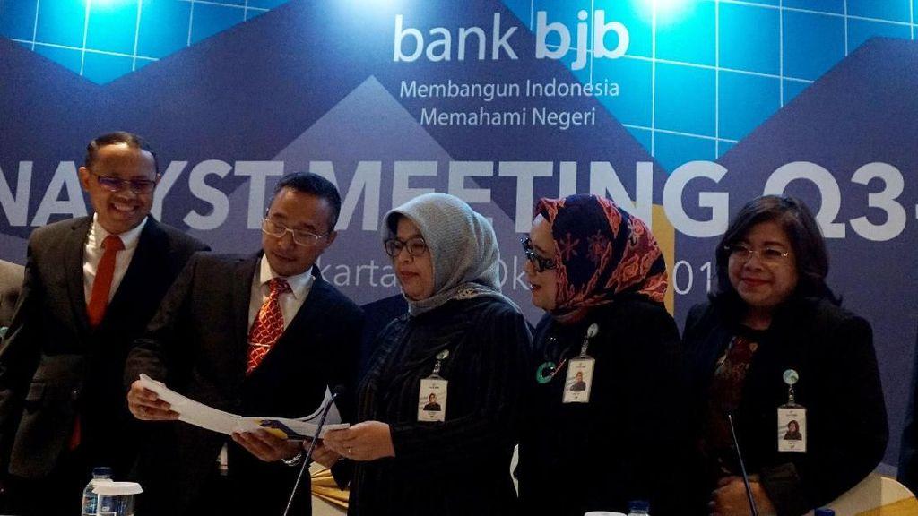 Bank Jabar Banten Kantongi Laba Rp 1,3 Triliun