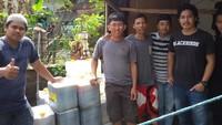 Salah satu pencetus ide ini adalah Andi Hilmy Mutawakkil. Dia adalah mahasiswa semester akhir di Jurusan Antropologi di Universitas Negeri Makassar (UNM). Dia mengatakan, untuk wilayah Makassar, terdapat sekitar 17 ton minyak bekas pakai yang keluar setiap harinya dari hotel, restoran, dan rumah tangga. Istimewa.