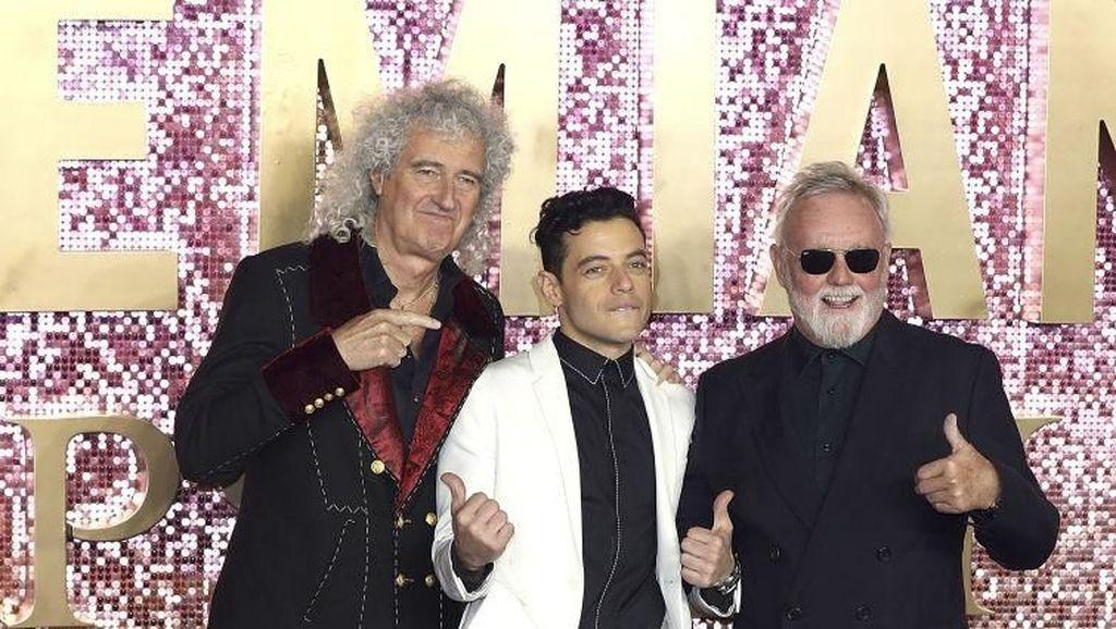 Bohemian Rhapsody Sukses, Member Queen Belum Dapat Bayaran