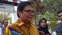 Terkait Hasil Pemilu, Airlangga Ajak Masyarakat Jaga Situasi Tetap Aman