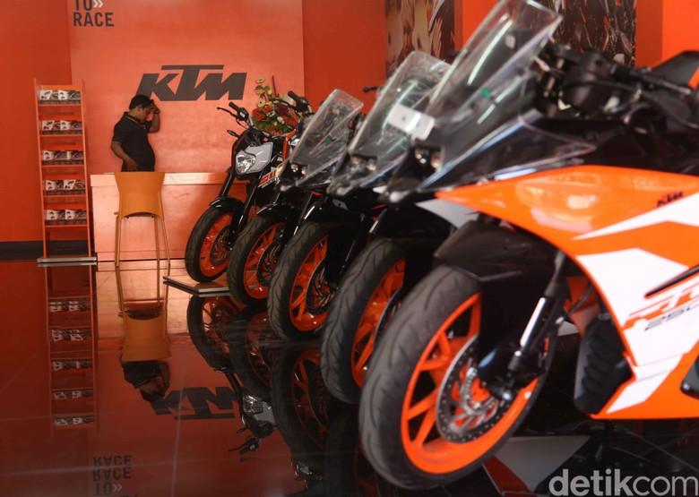 KTM. Foto: Pradita Utama