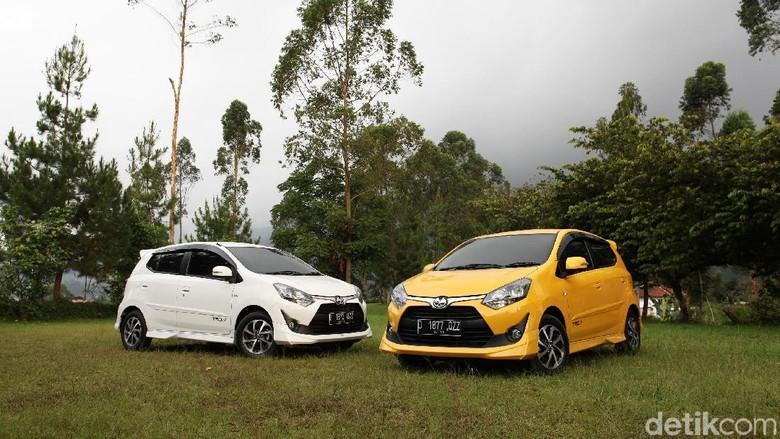 Ilustrasi mobil murah. Foto: Toyota
