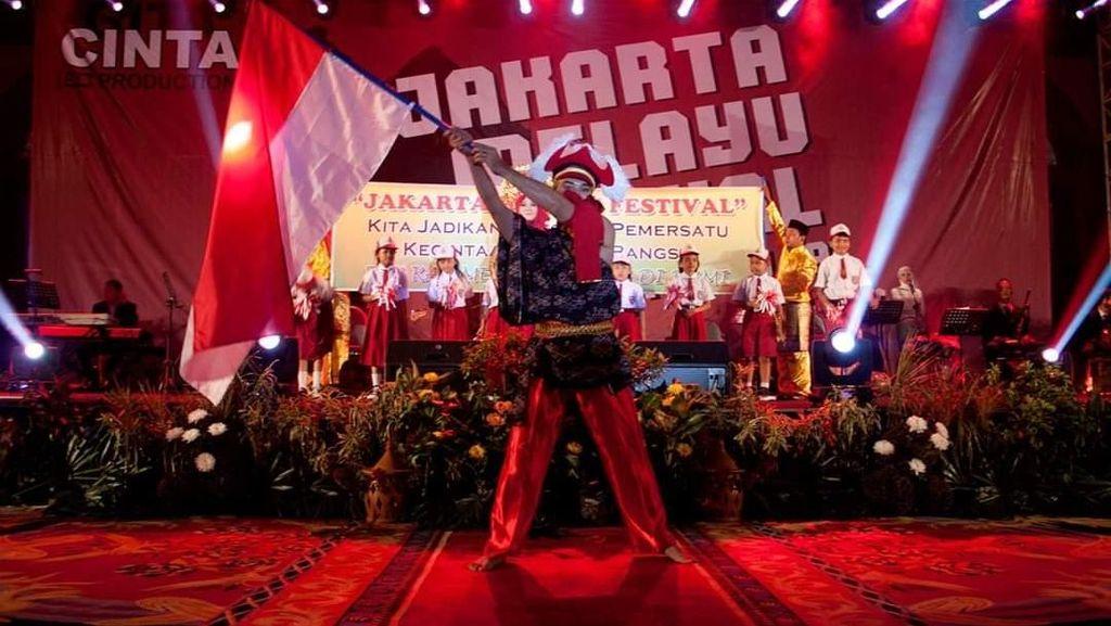 Kolaborasi Lintas Usia & Genre Ramaikan Jakarta Melayu Festival