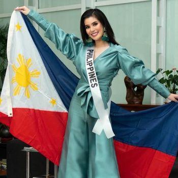 Miss Philippines Grand International 2018 Eva Psychee Patalinjug.