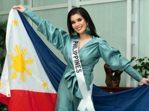 Oops..Miss Philippines Nyaris Jatuh di Panggung Miss Grand International