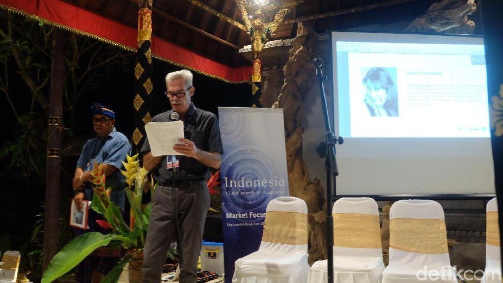 1200 Judul Buku Indonesia Sukses Terjual di Pameran Buku Internasional