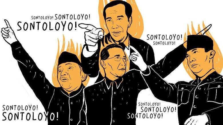 Memaknai Narasi Sontoloyo Jokowi