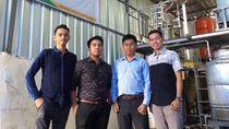 Mahasiswa di Makassar Ubah Minyak Jelantah jadi Biodiesel