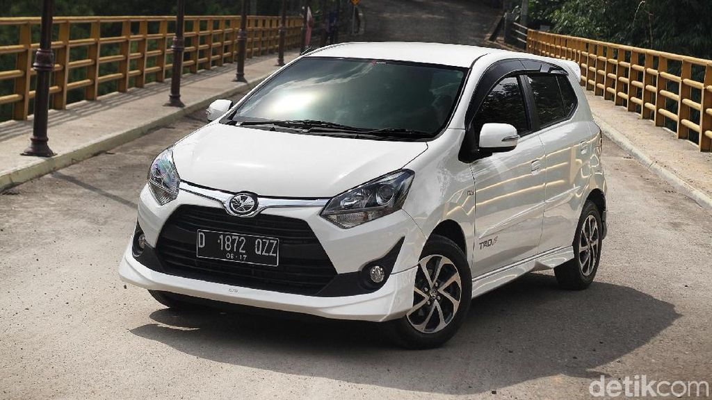 Datsun Pamit, LCGC Toyota Makin Laris?