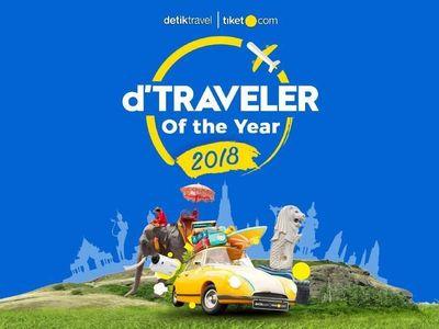 Ayo, Saatnya Menjadi Petualang Terbaik detikTravel Tahun 2018!