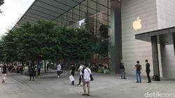 Apple Lepas Gelar Perusahaan USD 1 Triliun, Kenapa?