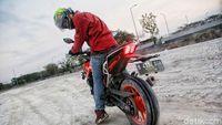 Pelan Tapi Pasti, Makin Banyak Pencinta KTM di Surabaya