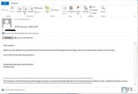 Gb 1. Email yang mengandung GandCrab