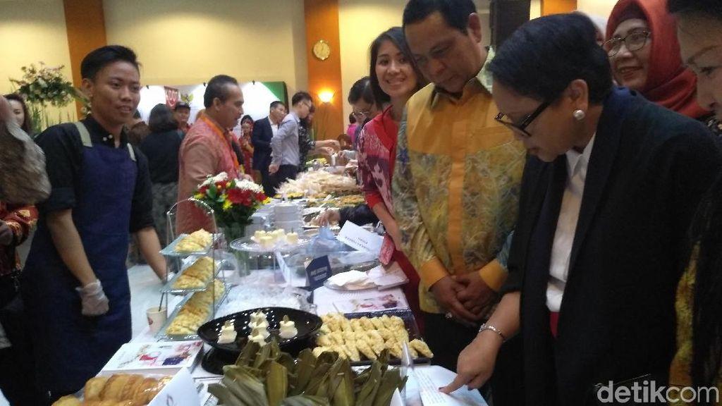 Makanan Tradisional Indonesia Bisa Jadi Alat Diplomasi yang Jitu