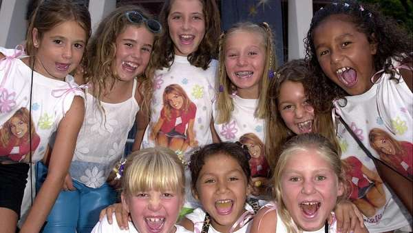 Lihat Lagi Foto Britney Spears di Era Awal Mega Bintang