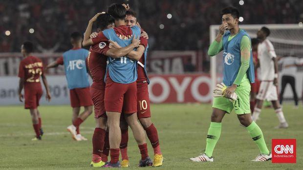 Timnas Indonesia U-19 tampil di perempat final Piala Asia U-19 untuk kali pertama sejak 1978.