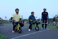 3 Tantangan dari Rio Dewanto untuk Kevin Hendrawan di Bali