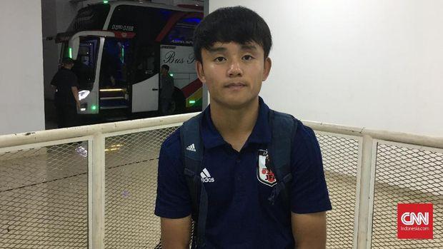 Takefusa Kubo dijuluki publik Jepang sebagai Messi Jepang. (