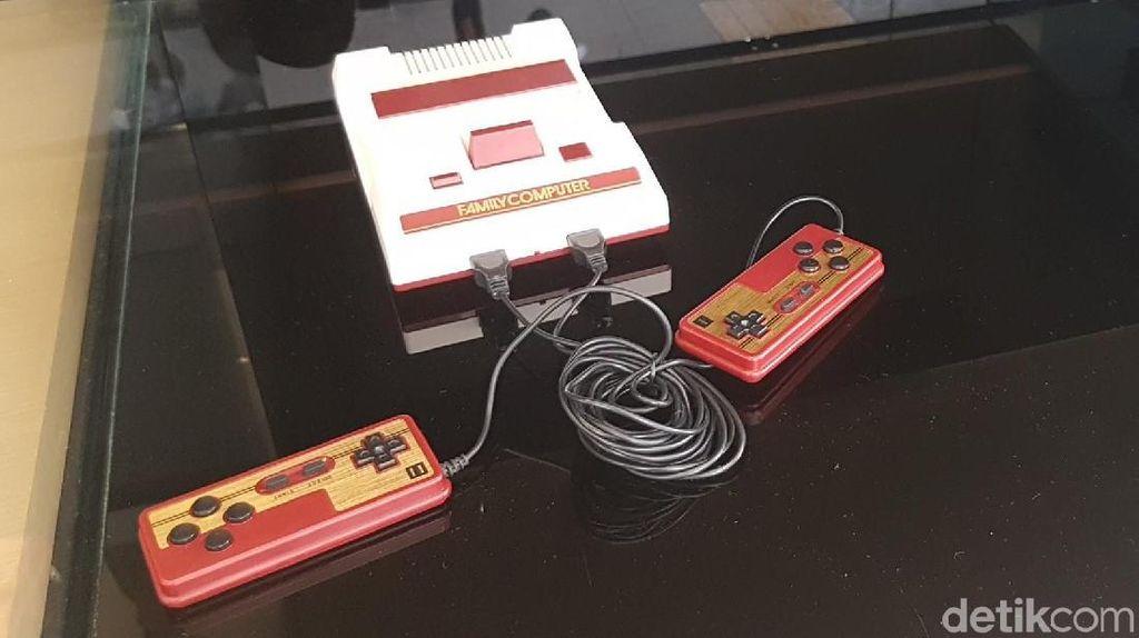 Kok Ada Nintendo Jadul dan PS1 di Toko OPPO?
