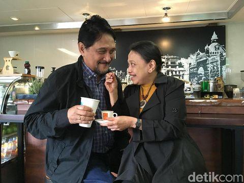 Pasangan Halida dan Robi Kusumaharta asal Yogyakarta