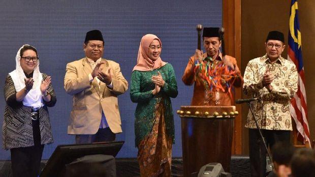 Saat Jokowi Puji Para Menteri Wanita Hingga Animator The Avengers