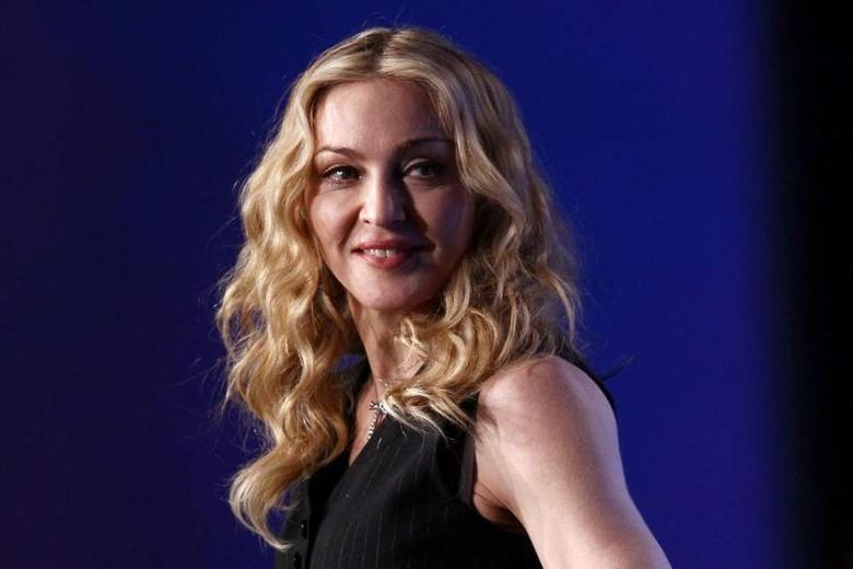 Madonna. Foto: Istimewa