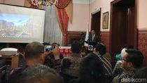 Ditanya soal Freeport Saat Diskusi di Rusia, OSO Bela Jokowi