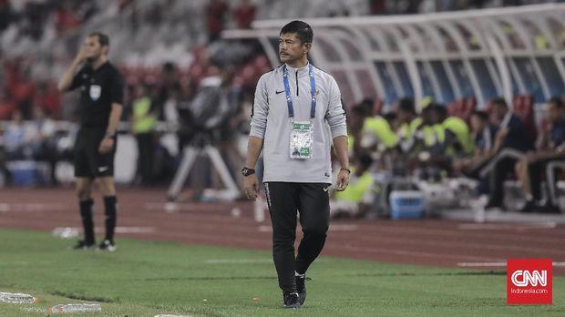 Indra Sjafri dipercaya PSSI menjadi pelatih Timnas Indonesia U-22.