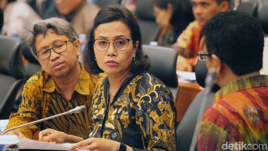 Sri Mulyani Gagal Jadi Menteri Terbaik di Hati Komisi XI DPR