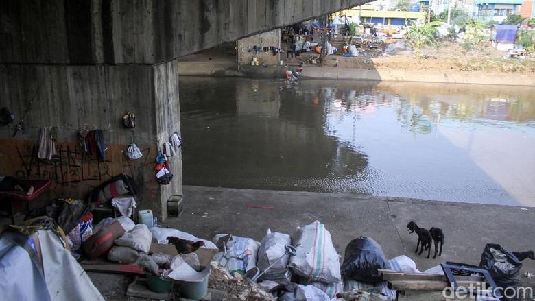 Melihat Potret Kemiskinan Ibukota dan Aktivitasnya