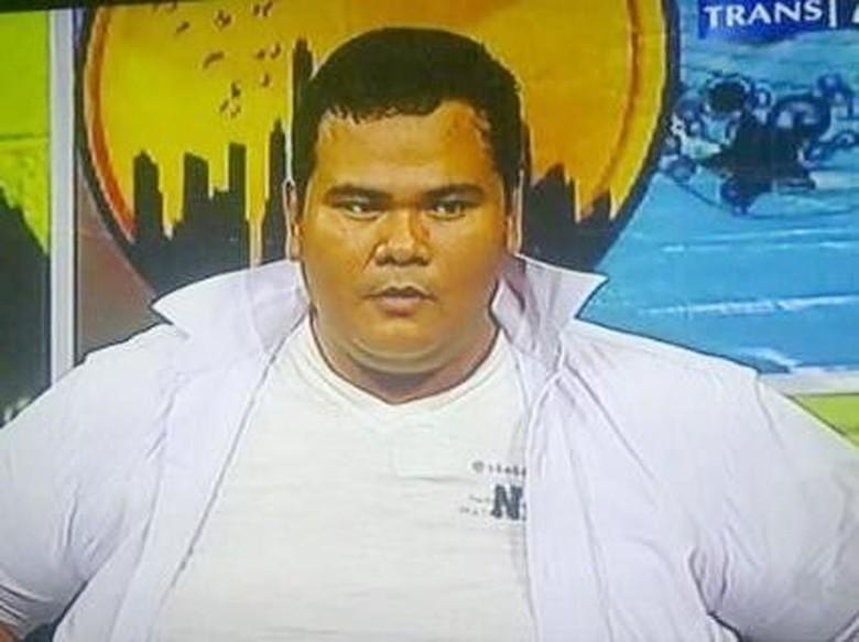 Fahmi Bo Terserang Stroke Sejak 2 Bulan Lalu