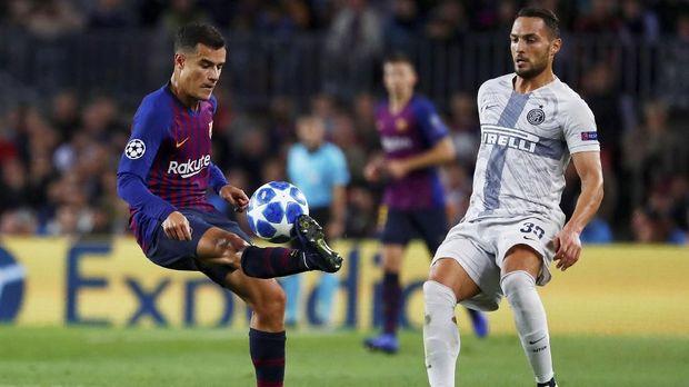 Barcelona diprediksi Massimiliano Allegri sebagai calon kuat juara Liga Champions 2018/2019. (