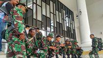 Ada Aksi Demo 7 Suku di Pemkab Mimika, TNI Disiagakan