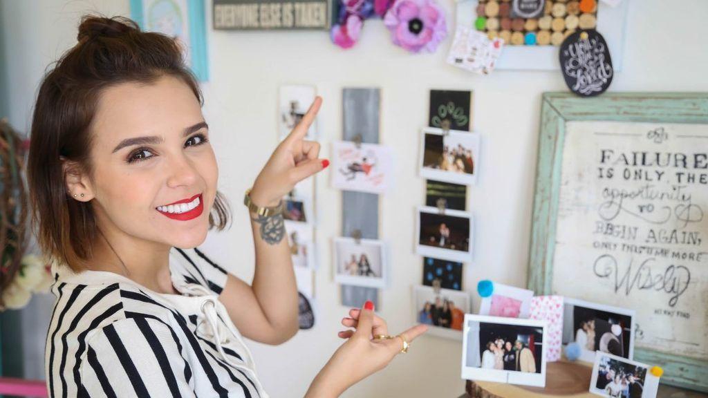 Di peringkat 10 adalah Yuya, seorang beauty vlogger dari Meksiko. Untuk kanalnya yang menampilkan tutorial kecantikan, ia memiliki 20,5 juta subscriber. (Foto: Screenshot Youtube)