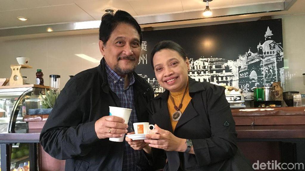 Ada Cinta Sejati dalam Kisah Perjuangan Halida Lawan Kanker Payudara