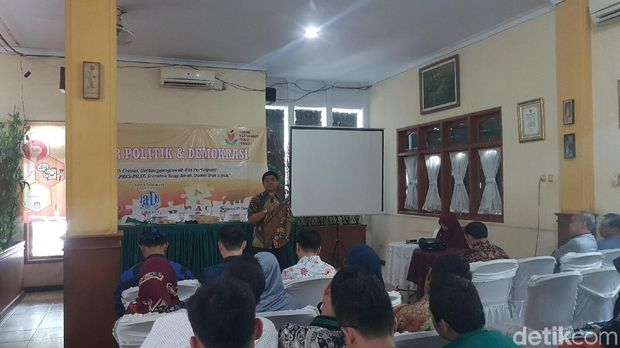 Eks Ketua KPU Bentuk JADI Organisasi Pantau Pemilu