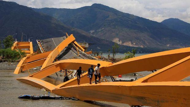 Ini Gempa dan Tsunami yang Melanda Indonesia Sejak 2004