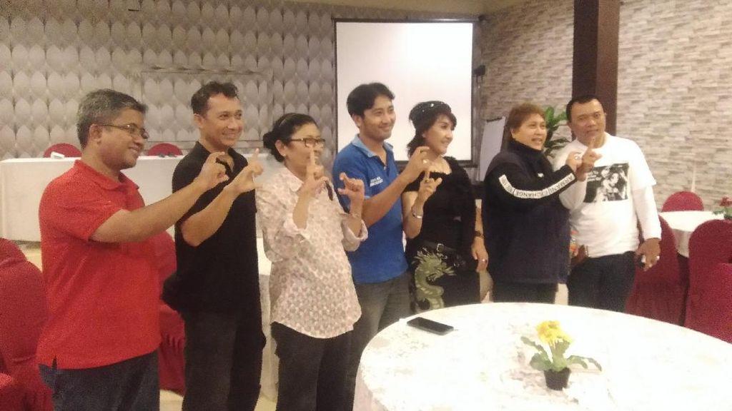 Promosi Pariwisata Lombok Bangkit, 15 Artis Akan Syuting Videoklip