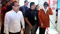 Aksi Jokowi di IdeaFest 2018, Beli Jaket Hingga Main Games