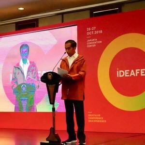 Jas Hujannya Dipakai Jokowi, Situs Brand Lokal Ini Langsung Down
