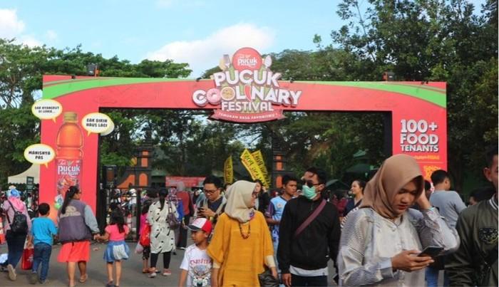Festival Kuliner Terbesar Se Jawa Barat Hadir Di Kota Bandung