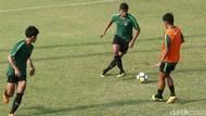 Garuda Muda Genjot Latihan Demi Tiket Piala Dunia