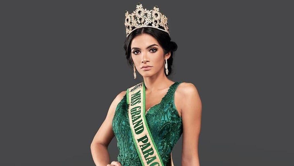 Foto: Pesona Clara Sosa, Juara Miss Grand International 2018 yang Pingsan