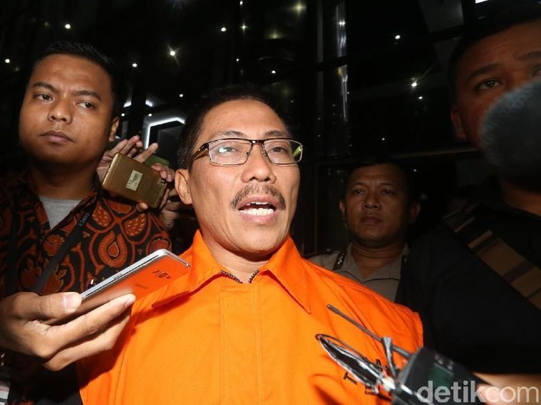 Jaksa KPK Tolak Justice Collaborator Bupati Cirebon Sunjaya